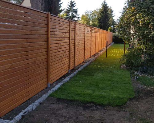 Holzbauten Mauer